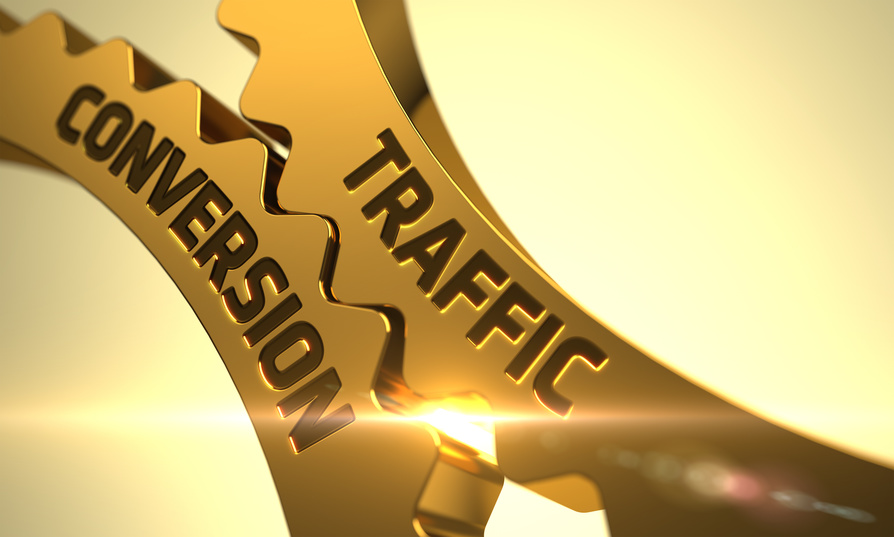 Web Traffic Into Sales