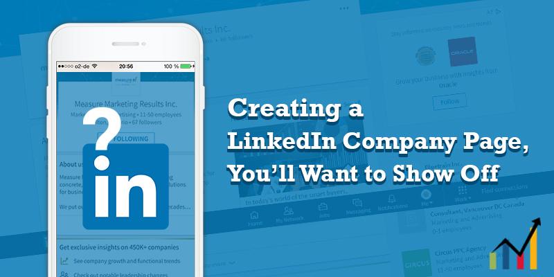 Creating LinkedIn Company Page