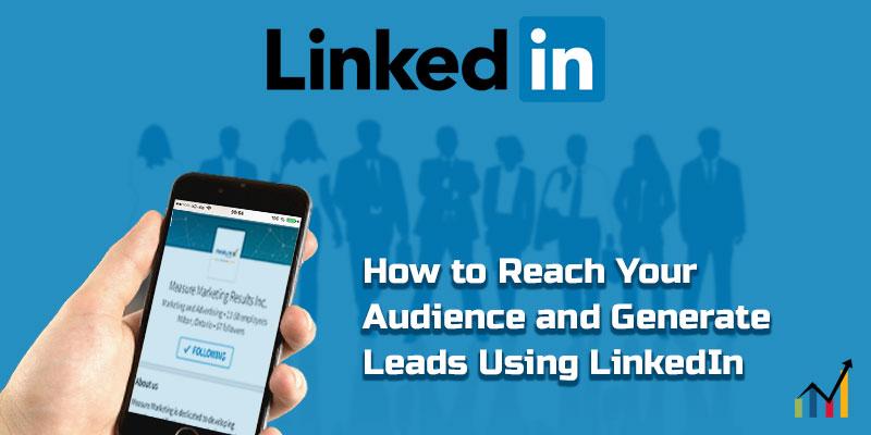 Generate Leads Using LinkedIn
