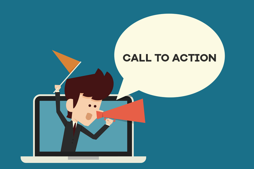 call to action inbound marketing