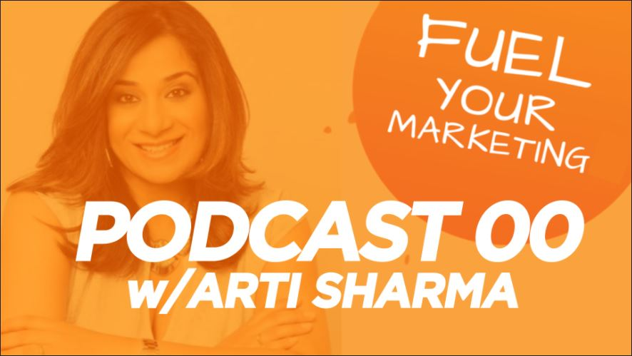 Podcast Episode 00 with Arti Sharma