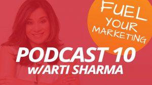 Podcast 10 - Measure Marketing