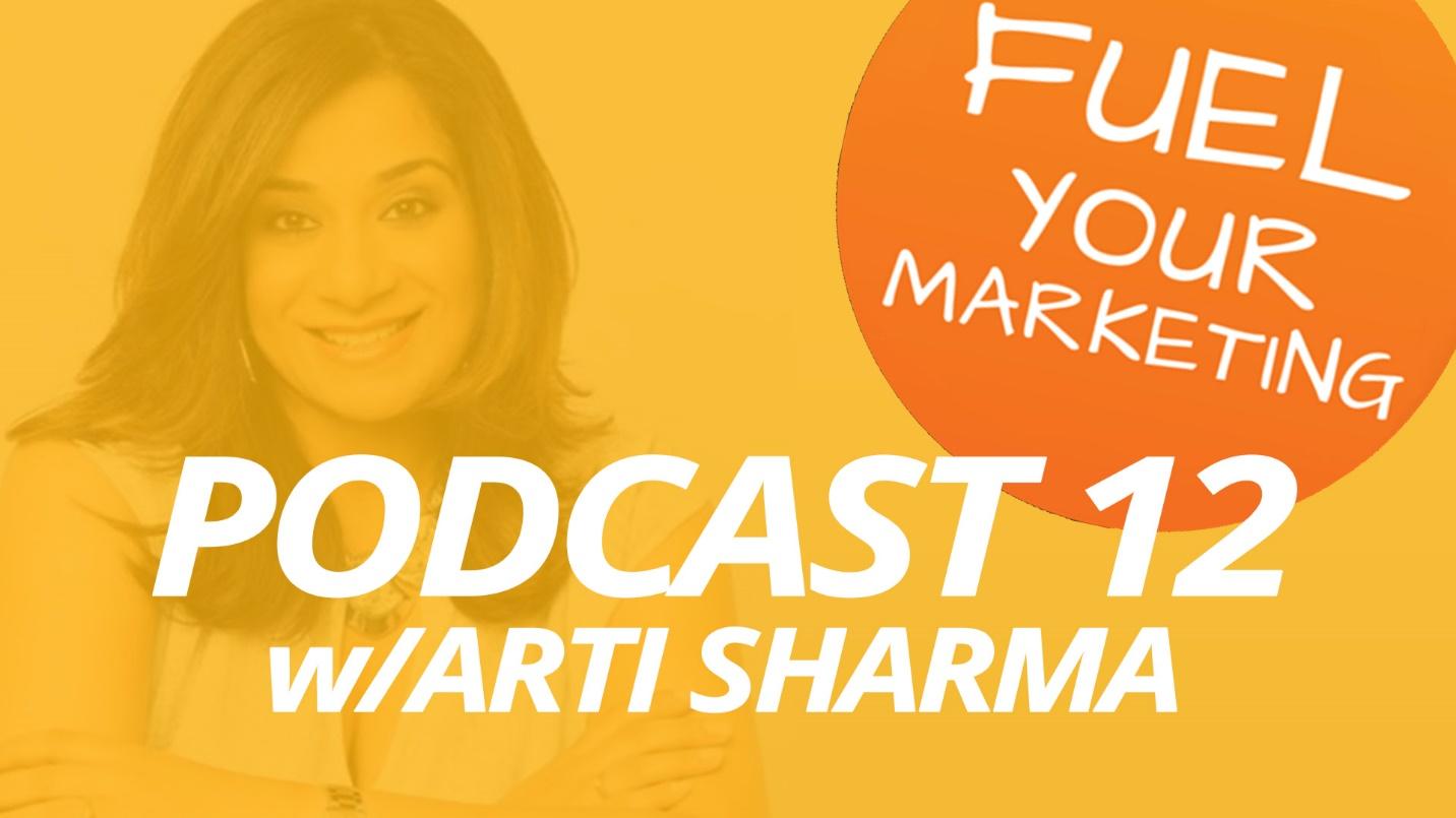 Podcast 12 - Measure Marketing