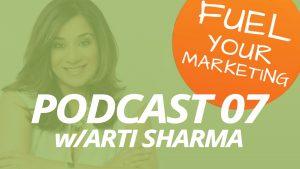Podcast 07 - Measure Marketing
