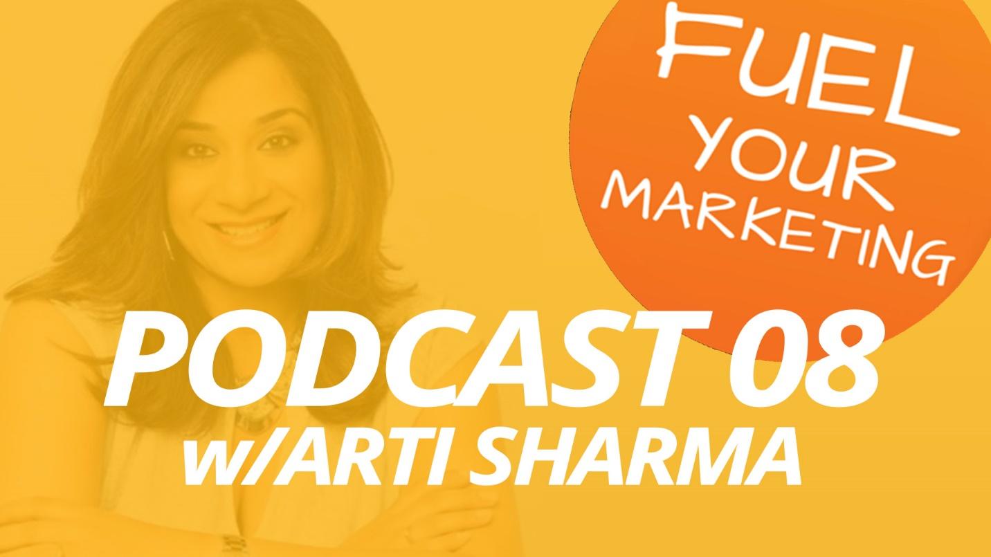 Podcast 08 - Measure Marketing